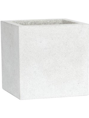 Кашпо Capi lux pot square iii light grey L40 W40 H40 см 6CAPLG903